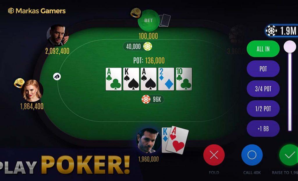 game arena poker