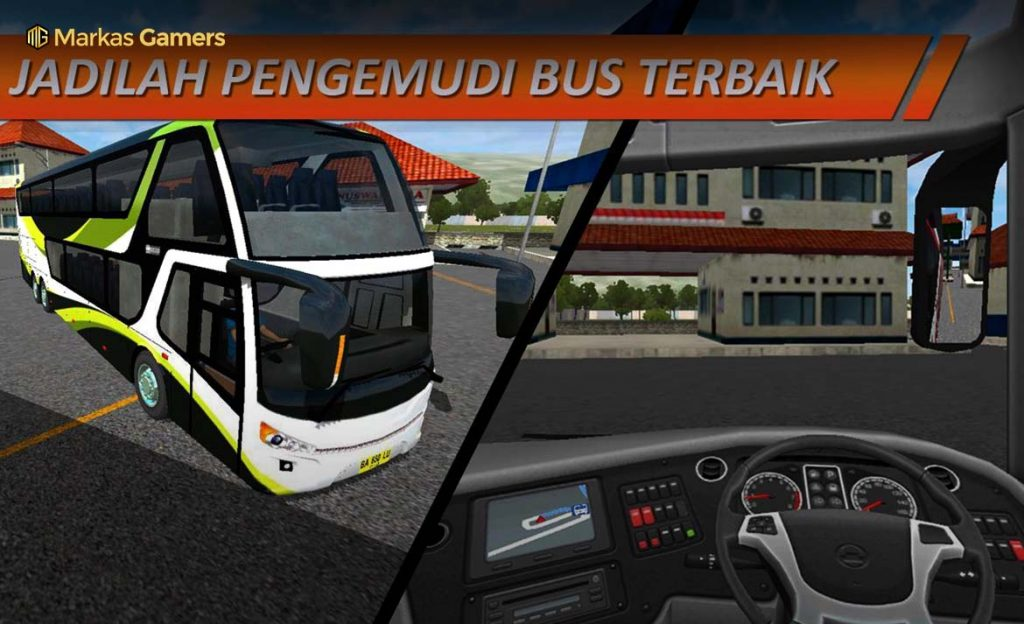 game bus simulator