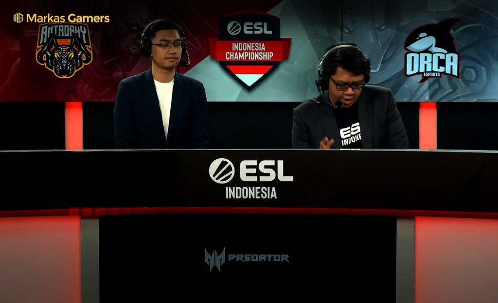 kompetisi esports ESL Indonesia