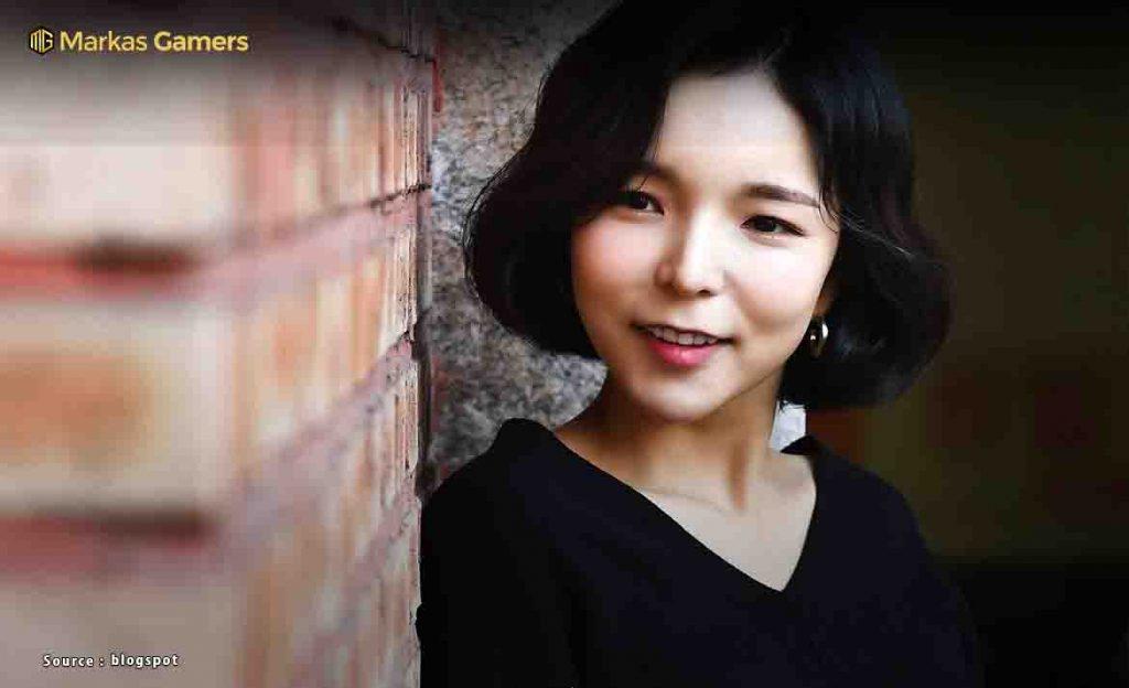 artis korea cantik