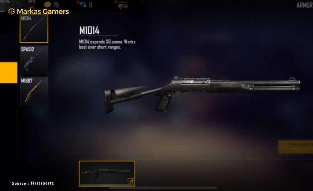 M1014 – Shotgun