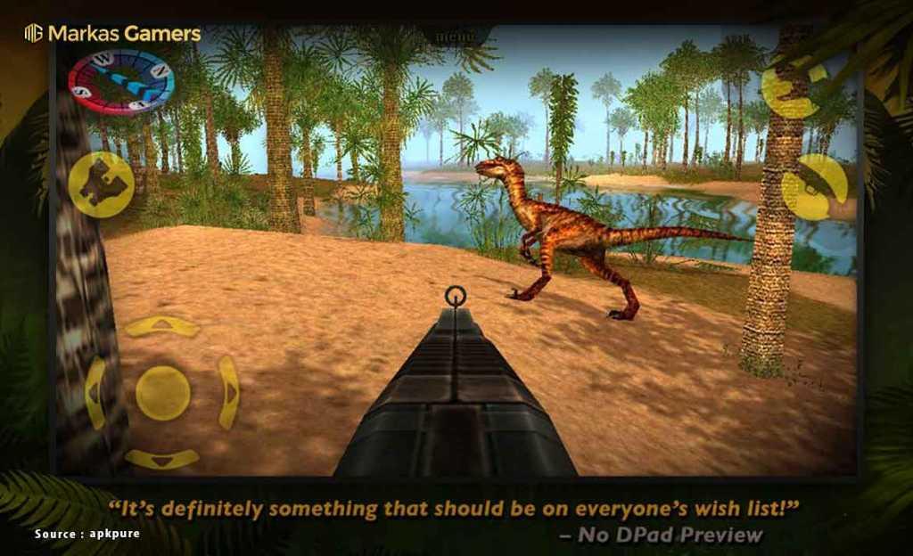 Carnivores - Game Dinosaurus