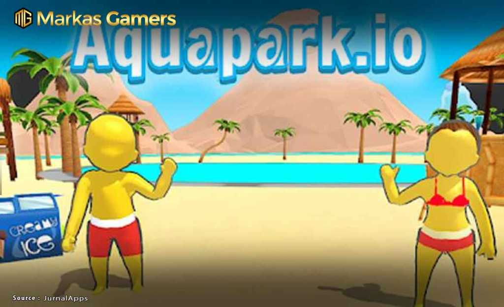 aquapark.io - Game Offline Terbaik