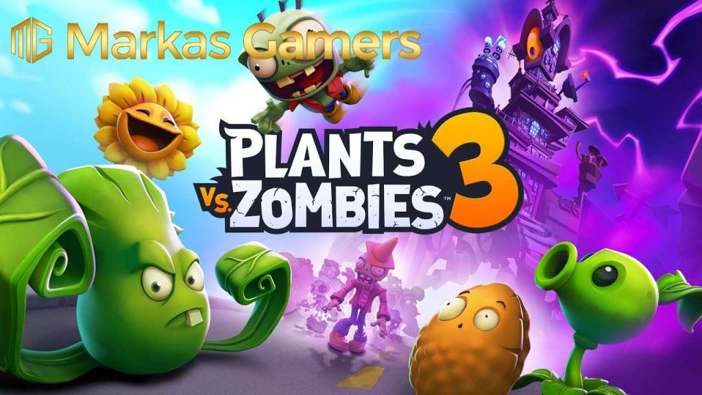 Kedatangan Plant Vs Zombie 3